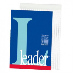 BLOCK NOTES A4 leader blasetti - 10 MM