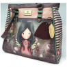 BORSA CON MANICI LITTLE WINGS - GORJUSS
