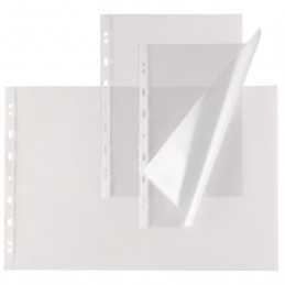 BUSTA 4 FORI - 395097000 - 22x30 ESSELTE - MEDIA LUCIDA – CONF. 50
