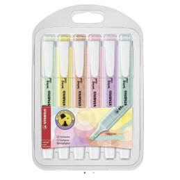 COPERTINA PVC TRASPARENTE - GBC 200 MICRON - CONF. 100 PZ.