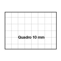 RICAMBI A4 BLASETTI - 10 MM - 100 GR