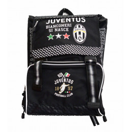 ZAINO scuola Juventus