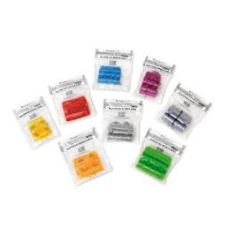 CARTELLA/BOX CARTONE C/ELASTICO ROSSO D.30 STARLINE