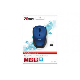 MOUSE YVI WIRELSS BLUE